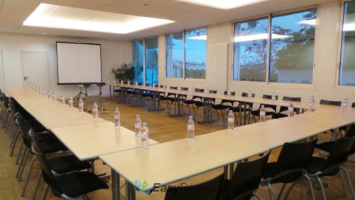 format U - salle de réunion