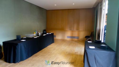 espace réunion ou cocktail sur paris