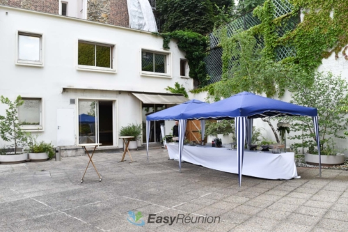 Terrasse pour vos cocktails en plein Paris